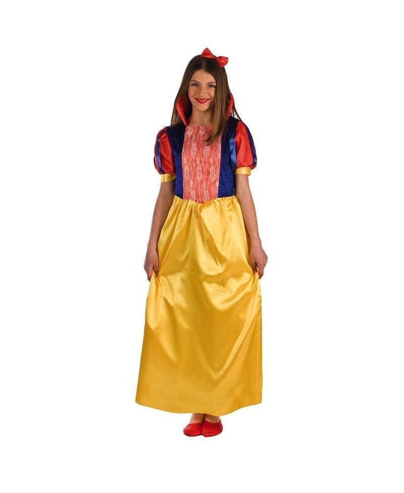 Disfraz de Princesa Nieves