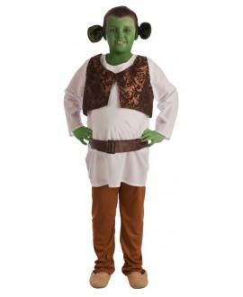 Disfraz de Ogro Infantil