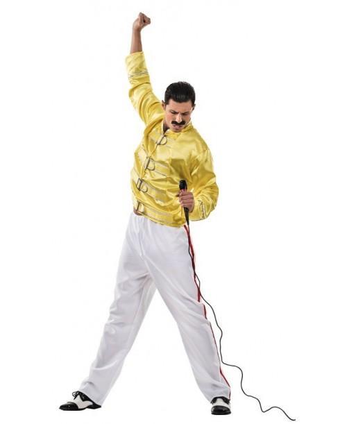 Disfraz de Freddie Mercury