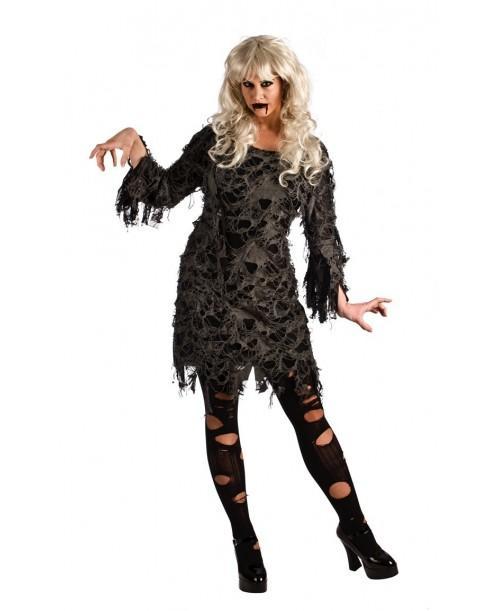 Disfraz de Mujer Zombie