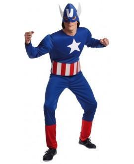 Disfraz de Héroe Americano