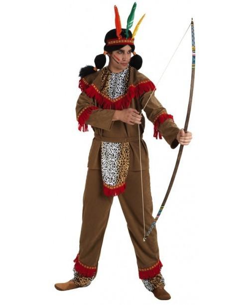 Disfraz de Indio Lujo Siux