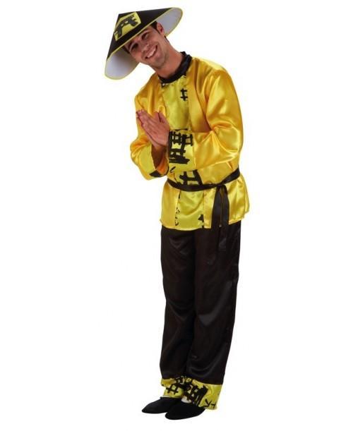 Disfraz de Chino