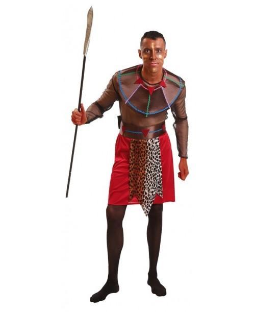 Disfraz de Massai