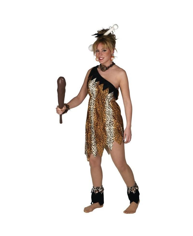 Disfraz de Mujer Prehistórica
