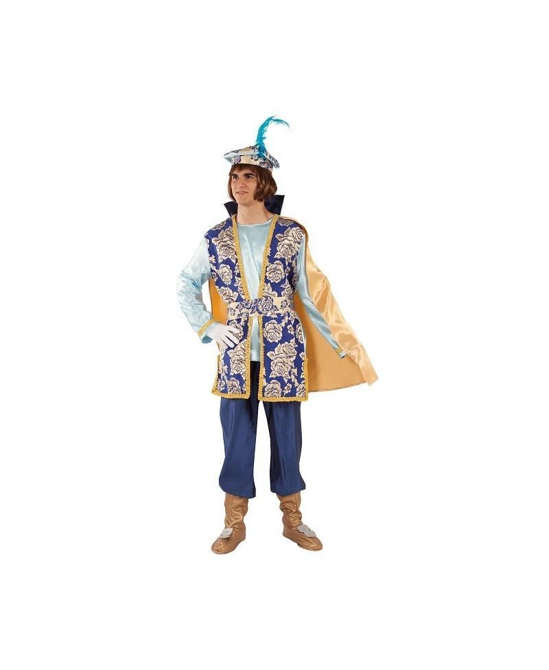 Disfraz de paje Real Gaspar