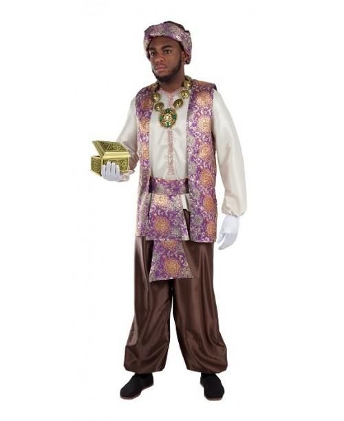 Disfraz de Paje Real Baltasar