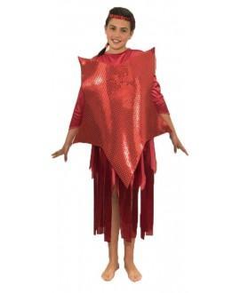 Disfraz Estrella Roja