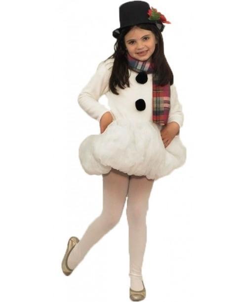 Disfraz de Muñeco Nieve