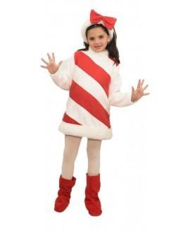 Disfraz de Caramelo para Niñas