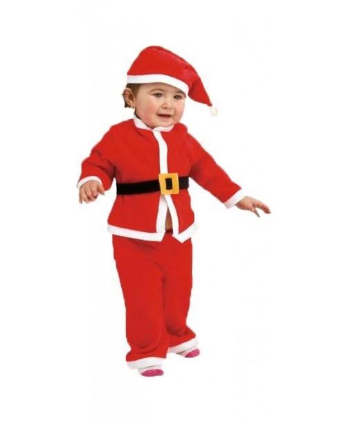 Disfraz de Papa Noel para Bebes