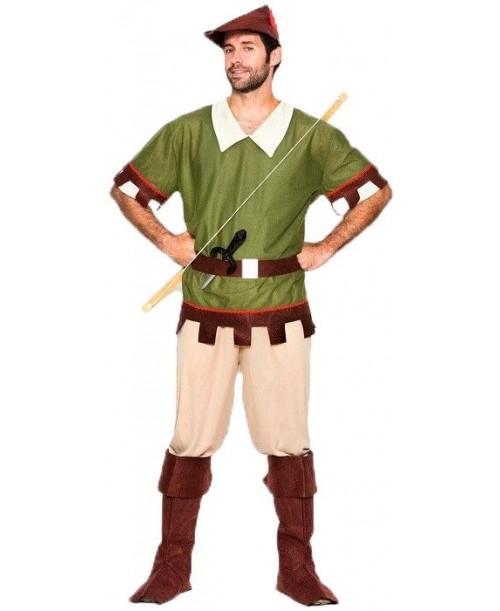 Disfraz de Hombre del Bosque