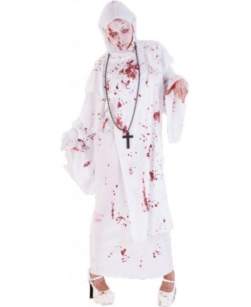 Disfraz de Sor Zombie