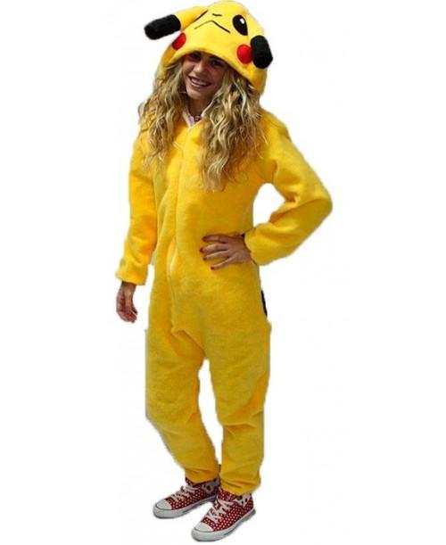 Disfraz de Conejo Amarillo