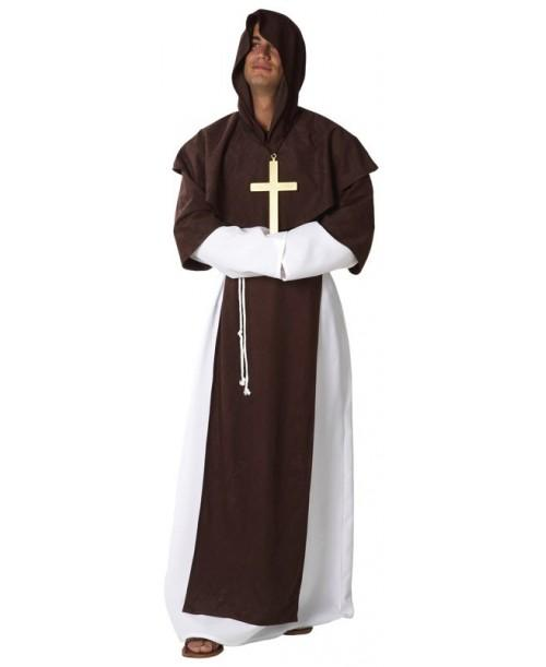 Disfraz de Monje Medieval
