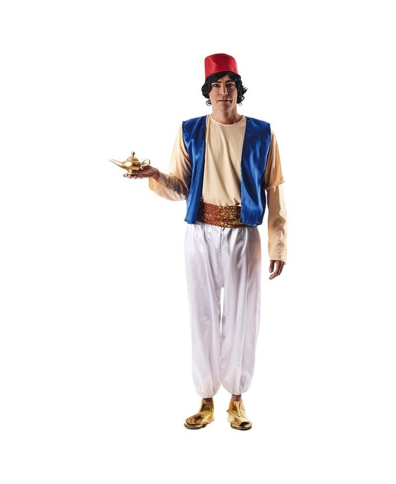 Disfraz Aladino para Adulto