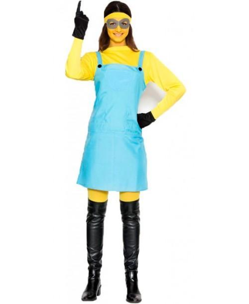 Disfraz Mini Mujer