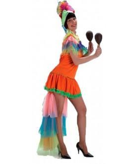Disfraz de Brasileña