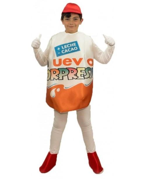 Disfraz Huevo Sorpresa Infantil