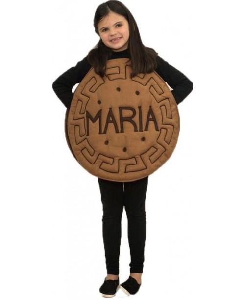 Disfraz de Galleta María Niños