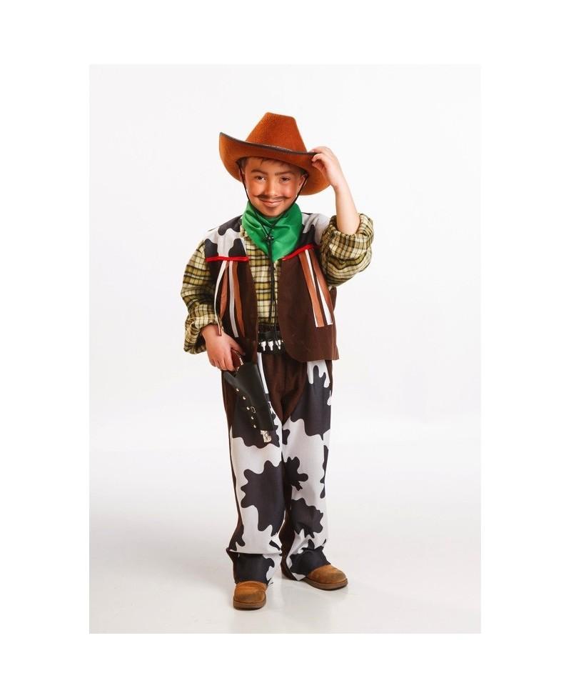 Disfraz de Vaquero Infantil - Casa del disfraz® e75334f5be2