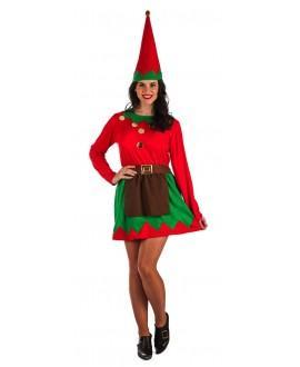 Disfraz de Elfa