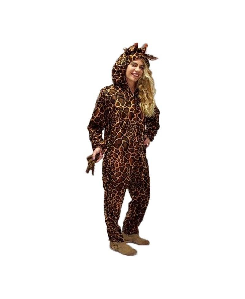 Disfraz de Jirafa para Adulto