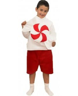 Disfraz de Caramelo niño
