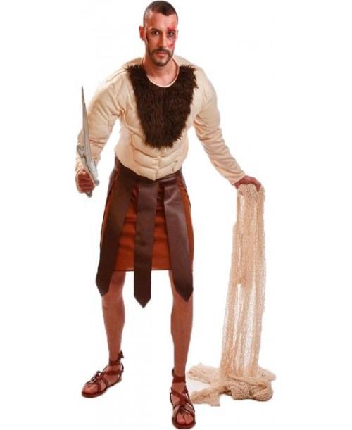 Disfraz de Gladiador Adulto