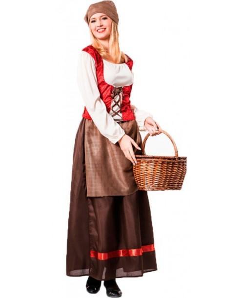 Disfraz de Posadera