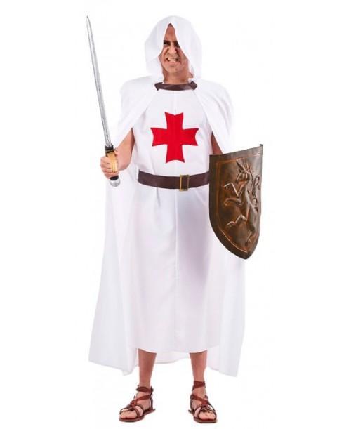 Disfraz de Templario para Adulto