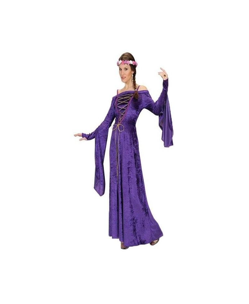 Disfraz de Doncella para mujer