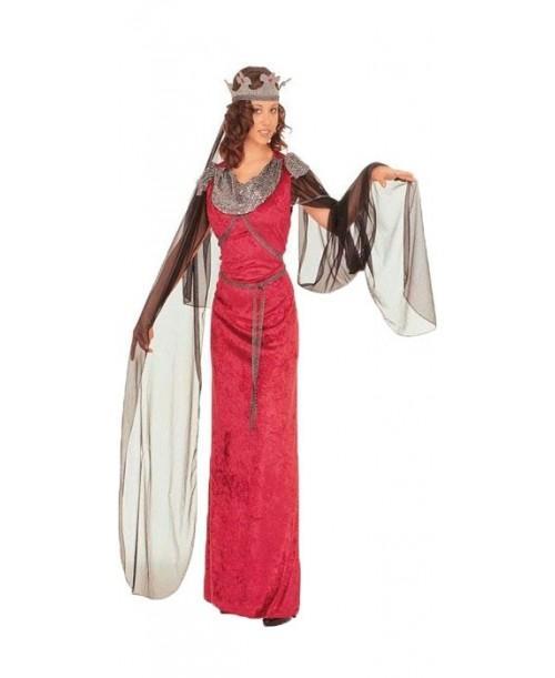Disfraz de Ginebra para mujer