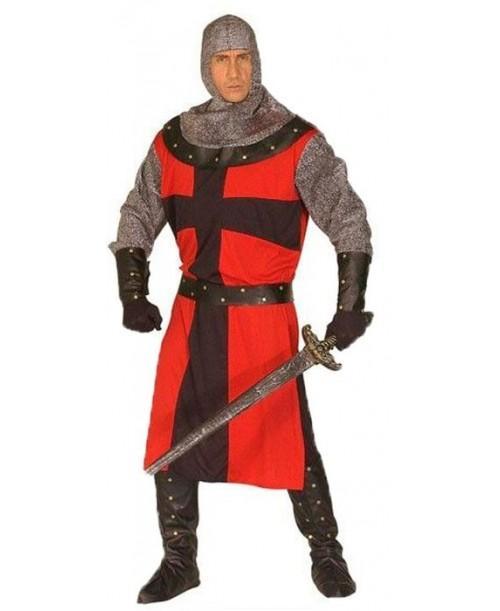 Disfraz de Caballero Época Oscura para hombre