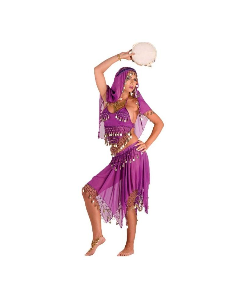 Disfraz Lujo de Bailarina Oriental