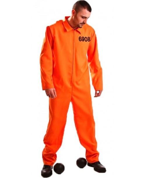Disfraz de Preso Guantánamo