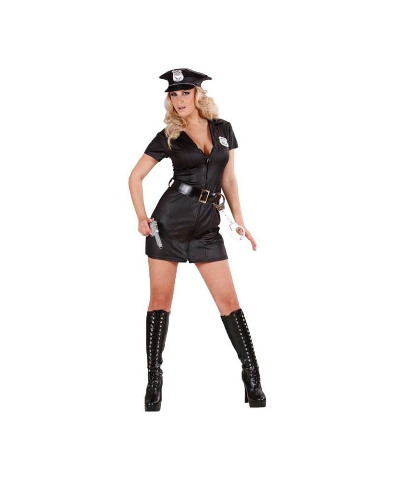 Disfraz de Chica Policía
