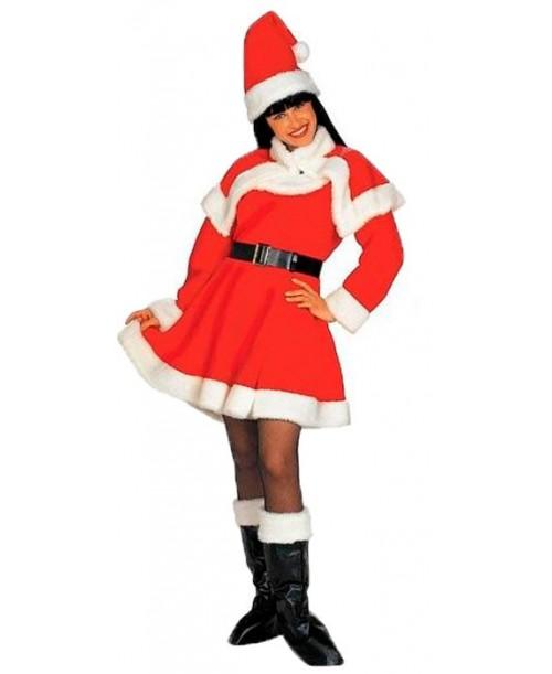Disfraz de Mamá Noel Súper Lujo