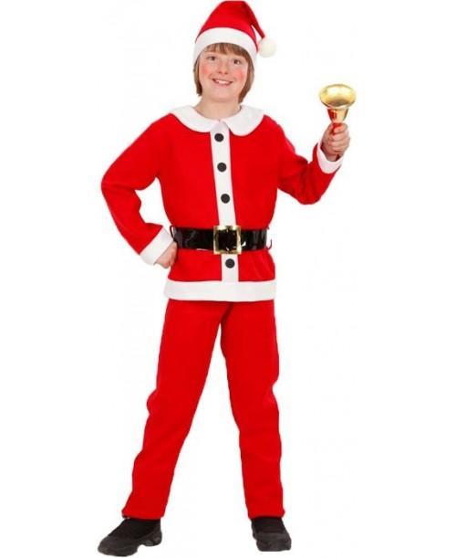 Disfraz de Papa Noel para Niños