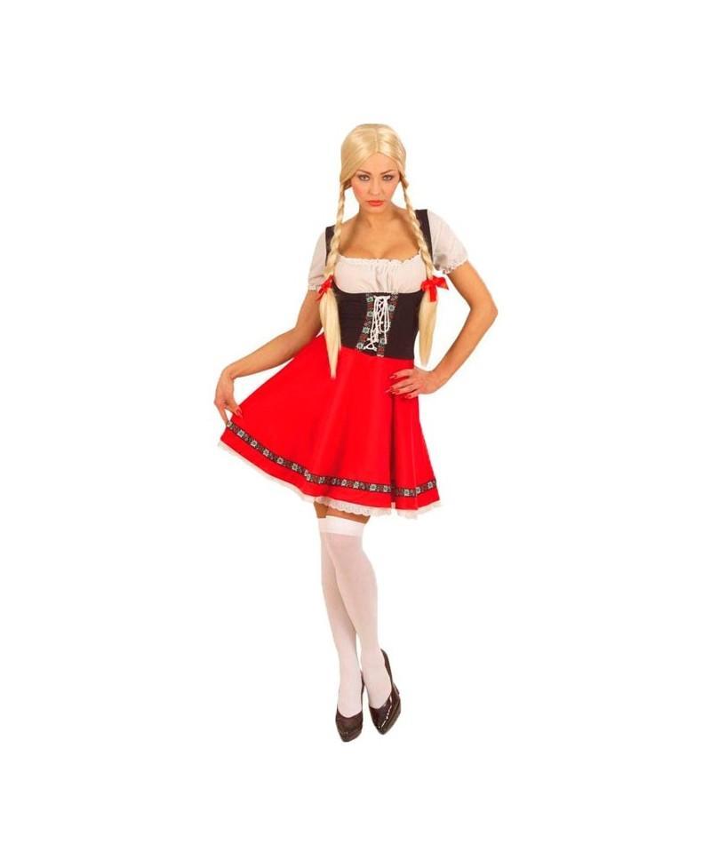 Disfraz de Heidi