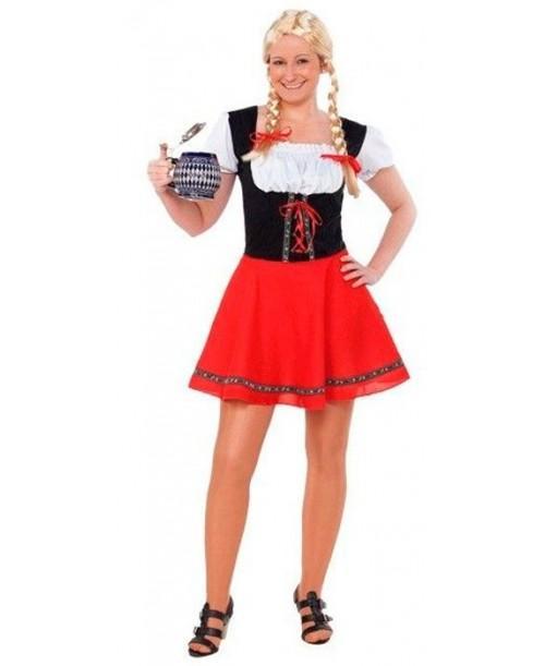 Disfraz Chica Tirolesa