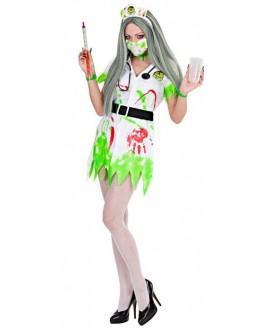 Disfraz de Enfermera Tóxica