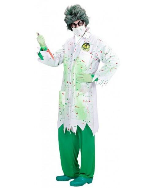 Disfraz Médico Tóxico