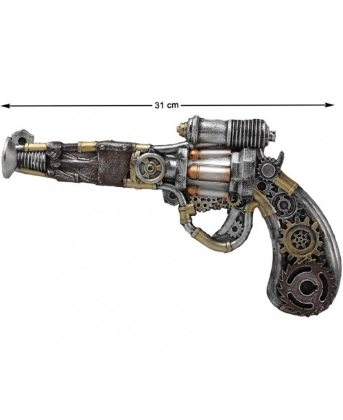 Pistola de Steampunk