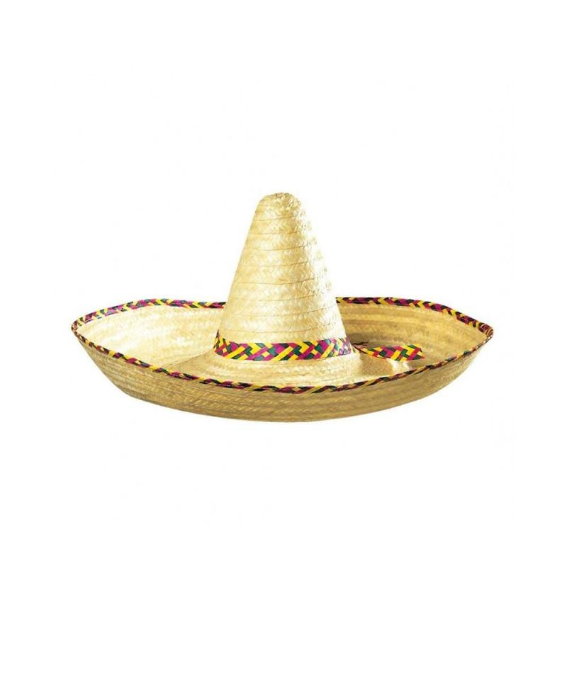 gran inventario Precio al por mayor 2019 descubre las últimas tendencias Sombrero Mexicano Gigante decorado