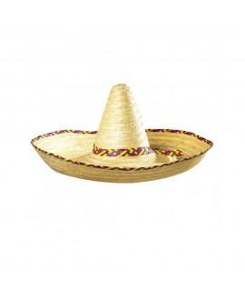 Sombrero Mexicano Gigante decorado