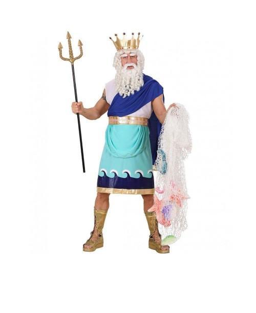 Disfraz de Poseidón