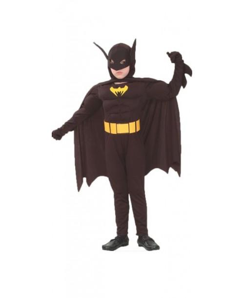 Disfraz de Murciélago Musculoso