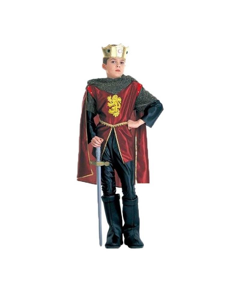 Disfraz de Caballero Real
