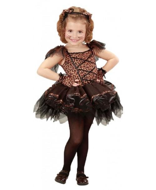 Disfraz de Bailarina Leopardo